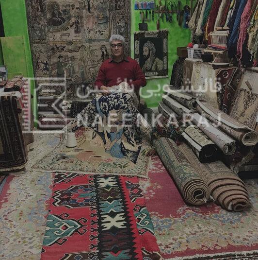 خدمات قابل ارایه قالیشویی نائین کرج